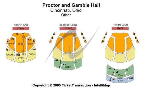 procter and gamble. Procter amp; Gamble Hall (Aronoff