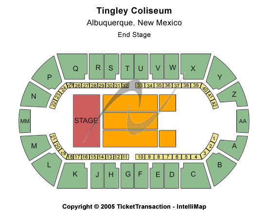 Buckcherry Avenged Sevenfold Tingley Coliseum Tickets - Buckcherry ...