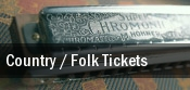 Country / Folk tickets