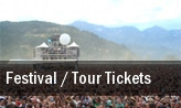 Festival / Tour tickets