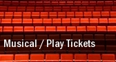Musical / Play tickets