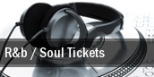 R&b / Soul tickets